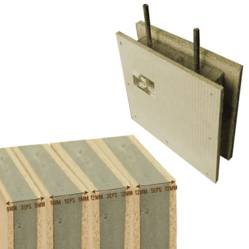 Wall Insulated Panels 2